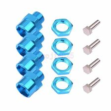 12mm To 17mm HEX Wheel Rim 1/10 To 1/8 Tyre Tire Conversion Adapter Buggy Truck