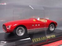 Ferrari Collection 340 MM 1/43 Scale Box Mini Car Display Diecast vol 45