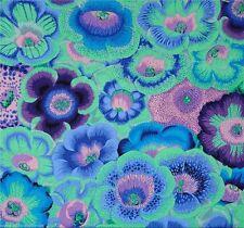 Kleiderstoffe in Meterware aus 100% Baumwolle mit Blumenmuster