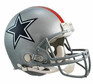 Dallas Cowboys 1976 Throwback Riddell VSR4 Mini Helmet New in box