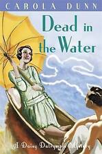 Dead in the Water by Carola Dunn, Fiction Book, (Paperback Book