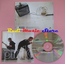 CD PINK! Sixtematicamente 1999 italy MAD PRODUCTION 232880110-2(Xi3)no lp mc dvd