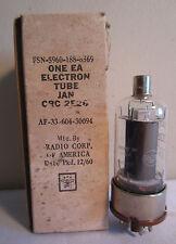 Rca Radio Corp Of America 1960 Jan Crc-2E26 Electron Electronic Vacuum Tube