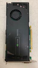 DELL 731Y3 NVIDIA Quadro 4000 2GB GDDR5 256bit PCI-E Video Card Graphics Adapter