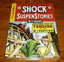 EC Archives Shock Suspenstories Volume 3, SEALED, Dark Horse Comics, Jack Kamen