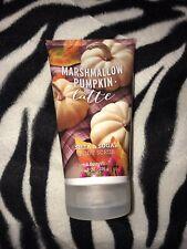 Marshmallow Pumpkin Latte 8 Oz Shea & Sugar Body Scrub Bath & Body Works