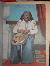 Chief Seattle - Early Postcard - Native American - Seattle Washington