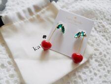 kate spade new york Ma Cherie Cherry Statement Hanger Earrings K0056