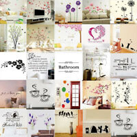 Vinyl Art Home Room DIY Decor Wall Decal Stickers Bedroom Removable Mural Hot