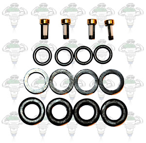 Seals & Filters For Mazda *MX5* MK1-2 1.6 1.8 Fitted with Denso Injectors-Kit 29