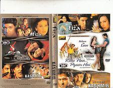 Fiza-2000-Hrithik Roshan/Kaho Naa/Mission Kashmir-India-3 Movie-DVD
