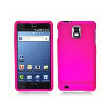 Rose Pink Snap-On Hard Case Cover for Samsung Infuse 4G I997