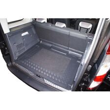 Antiglissant Boot Liner Trunk Tray Pour Renault Kangoo II W 5 sièges 2008 -