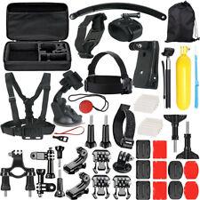 Accessory 49-In-1 Kit For GoPro Hero 7/6/5/4/3+/3/2/1 Hero Session 5/SJ4000/5000