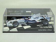 S. Vettel BMW Sauber F1.06 Test driver 2006 Minichamps 400060043 Rare!! 1/43