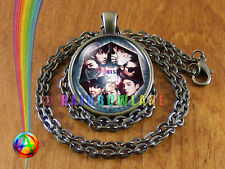 Bangtan Boys BTS Kpop Music Necklace Pendant Jewelry Charm Gift FREE WORLD SHIP