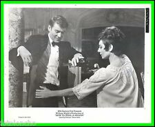 "AUDREY HEPBURN & PETER O'TOOLE in ""How to Steal a Million"" Original Photo 1966"