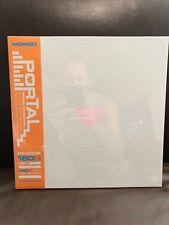 PORTAL Game Soundtrack OST Ltd 1st Press Color GREY/WHITE 2XLP VINYL MONDO 180G