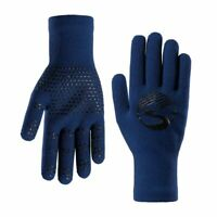 2019/20 Crosspoint Knit Waterproof Gloves Night Blue by Showers Pass