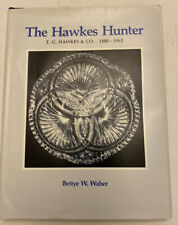 New listing The Hawkes Hunter Bettye W. Waher 1984 Signed