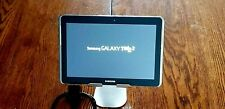 BEAUTIFUL! Samsung Galaxy Tab 2 GT-P5113 16GB, Wi-Fi, 10.1in - Titanium Silver