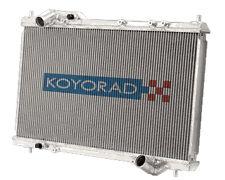 KOYO RACING 1991-2005 ACURA NSX 3.0L 3.2L ALUMINUM RACE RADIATOR V-CORE 36MM