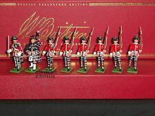 Britains 00127 Highland Fanteria leggera esercito britannico METALLO