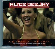 (DM644) Alice OceJay, Celebrate Our Love - 2000 CD