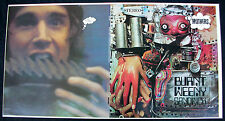 FRANK ZAPPA Burnt Weeny Sandwich LP Album Cover Slick Set MOTHERS OF INVENTION
