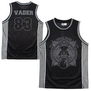 Star Wars Darth Vader Dark Side 83 Basketball Jersey Tank Top