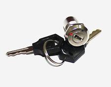 5pcs Key Switch On Off Lock Switch Two Keys Set Mini Key Switch Ignition