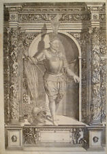 1603 Andreas diavolo a Gunter villaggio RAME chiave Portrat di Custos dopo Fontana
