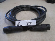 18' A/C Power Cable, for Military Electronics, 80063AssyA3280397-1, Used