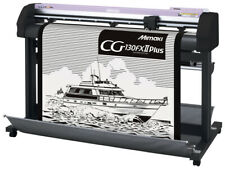 MIMAKI CG FX2 130 1300mm Wide Vinyl Cutter Plotter EXCELLENT CONDITION RARE USE