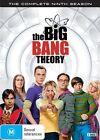 The Big Bang Theory : Season 9 (DVD, 2016, 3-Disc Set)