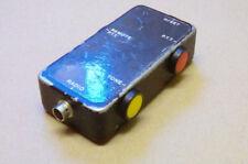 Ex MOD Racal Cougar SAS Remote PTT Box alloy type, SASAPTTBO