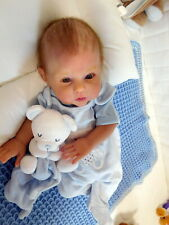 süßes Reborn Baby Realife Puppe Lebensecht Künstlerpuppe