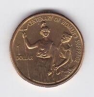 2003 $1 Coin  Australia  Z-858