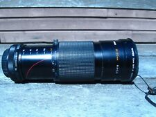 Kiron 28-210mm F4-5-6 zoom lens/w Macro for-CANON FD Mount AE1 A1 F1 AT1 AL1
