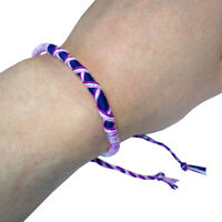 Friendship Bracelet Wristband Bangle Girls Childrens Womens Kid Ladies Jewellery