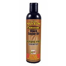 Jamaican Mango & Lime Black Castor Oil Sulfate-Free Moisture Rich Shampoo 8oz