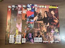 JSA vs Kobra (DC Comics 2009) #1,2,3,4,5,6 (Eric S Trautmann Don Kramer)