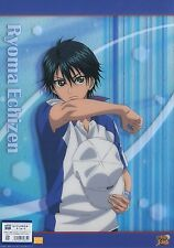 clear poster The prince of tennis anime Echizen Ryoma SEIGAKU
