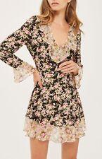 New Topshop TALL Ruffle Dress  (Size 6)