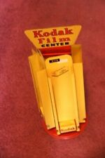 1950's Kodak film display with film