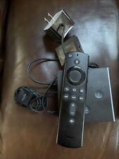 Amazon Fire TV Cube (2nd Generation) 16GB 4K UHD Media Streamer - Black