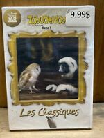 ZOBOOMAFOO Bzzz with Kratt Brothers DVD new/sealed - French and English