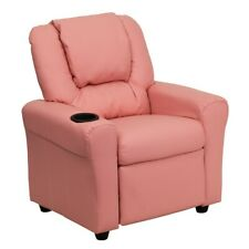 Flash Furniture Pink Kids Recliner, Pink - DG-ULT-KID-PINK-GG