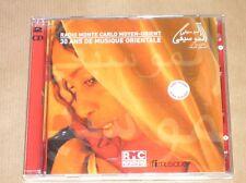 BOITIER 2 CD RARE / RMC MOYEN ORIENT / 30 ANS DE MUSIQUE ORIENTALE / TR BON ETAT