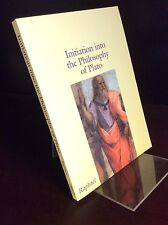 INITIATION INTO THE PHILOSOPHY OF PLATO By Raphael - 1999